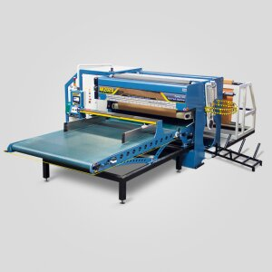 AK2020 SPRING UNIT ROLL PACK MACHINE