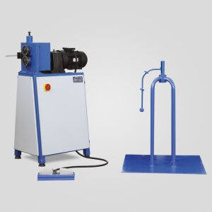 AK2200 CLIPS SPIRAL FRAME MACHINE