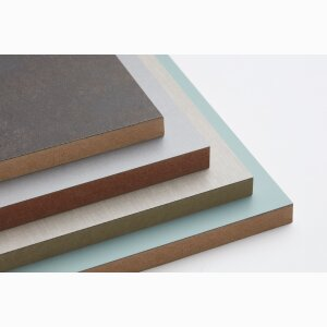 MF MDF - MDF panel with a melamine surface