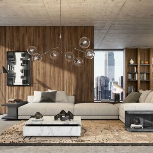 The new Innovus collection from Sonae Arauco offers freedom of design