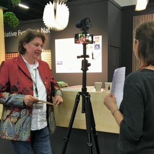 Interview with IFN Managing Director Ursula Geismann