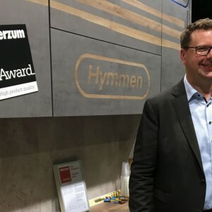 Carsten Brinkmeyer, Head of Sales for digital printing at Hymmen GmbH