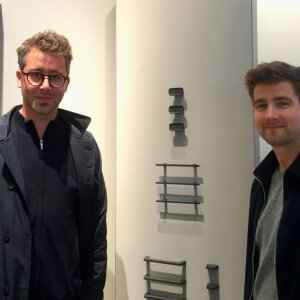 Sebastian Schneider   and Florian Kallus from the design studio kaschkasch