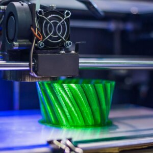 3D printing has long been seen as key technology for the majority of the industry
