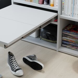 "Flexibly usable and quickly stored again, the ""T-Bench"""