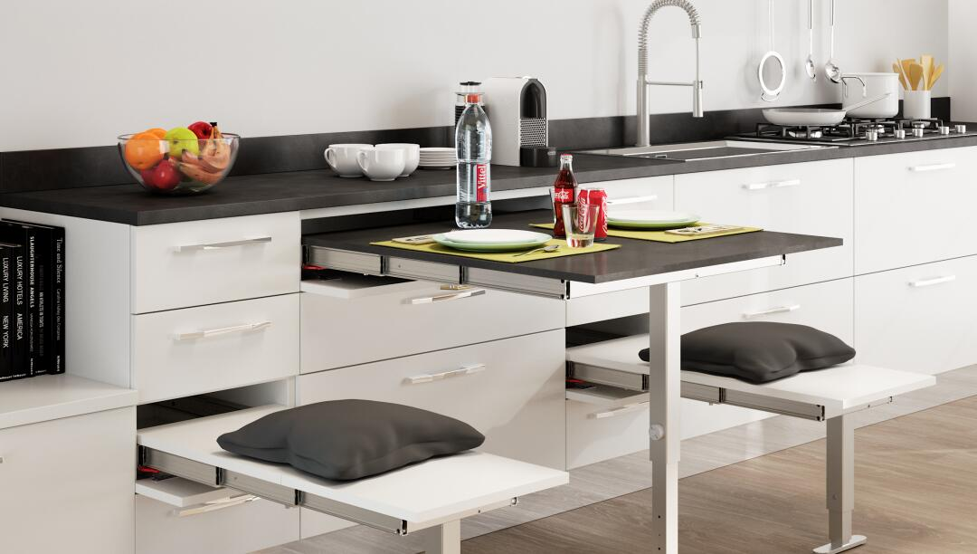 Clever Storage For Small Living Spaces