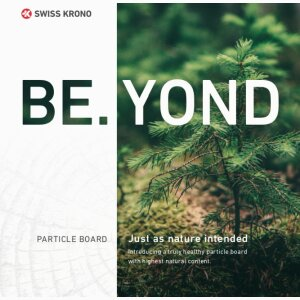 BE.YOND PARTICLE BOARD