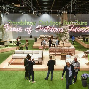 Trend Show Outdoor Furniture