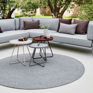 "Spot"" outdoor rug from Cane-line"
