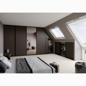 Sloped Ceilings Solutions by raumplus