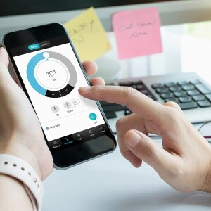 YOYO smart ergonomics is a intelligently controlled workplace.