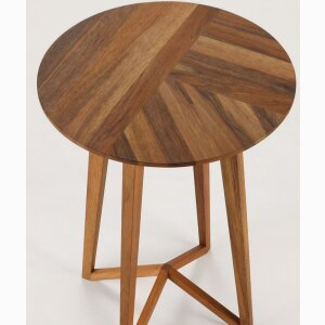 LONGLEG SIDE TABLE – walnut wood