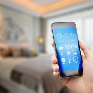 The smart home market continues to grow.