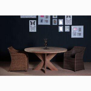 EMELY ROUND TABLE