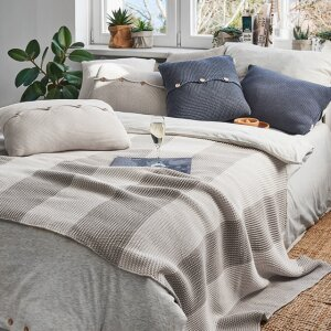 ZEN BLUE CUSHION