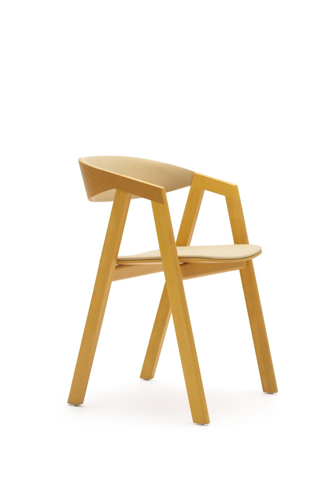 Simple Dining Chair by DIK FAGUS  Restaurant chairs  ambista