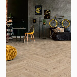 Herringbone The classic completely newly laid