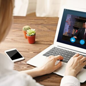Profit from video conferences