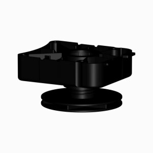 Plinth height adjuster type EV-S for screwing