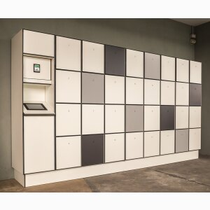 Smart Rental Lockers