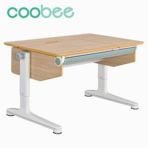 Formica® Antimicrobial Laminates Desktop Ergonomic Adjustable Desk Coobee Series 6 | Sing Bee