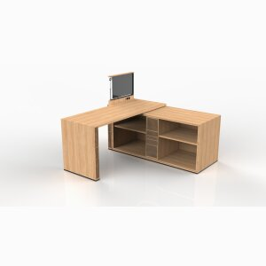 Edgar.T - your fully functional and professional work station
