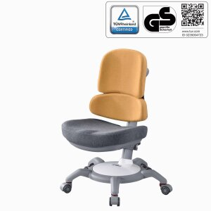 Kids Ergonomic Height Adjustable Growth Chair 142 | Sing Bee