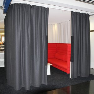 Sound Curtain OFFICE ELEGANCE