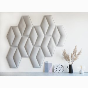 Aline acoustic wall panel