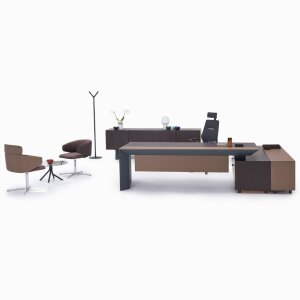 Slim Executive Desk