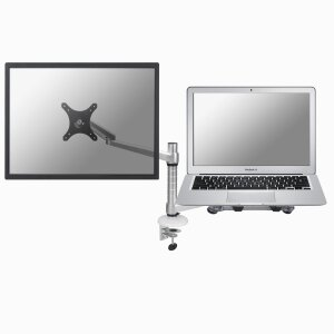 FPMA-D300NOTEBOOK monitor arm with laptop holder