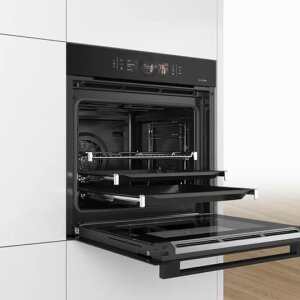 Bosch is the first household appliance manufacturer on the German market to integrate the possibilities of artificial intelligence into its sensor-controlled built-in ovens.