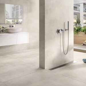 The new bathrooms from Villeroy & Boch are urban and international. They are simple, reduced, clear in their lines and unobtrusive.