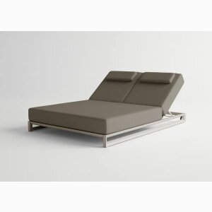 NUBES DOUBLE SUNLOUNGER