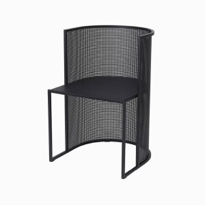Bauhaus Dining Chair | Black