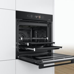 Artificial intelligence complements modern sensor technology: in September 2020, Bosch Hausgeräte will launch the first oven that predicts when the cake is ready according to an individual recipe.