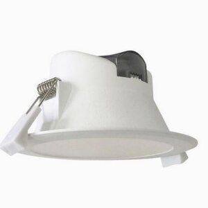 LED recessed spotlight CCT 9W Ø113mm 90° white dimmable