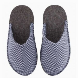 Slippers wool felt
