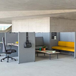 Modular Office - Design for new work environments
