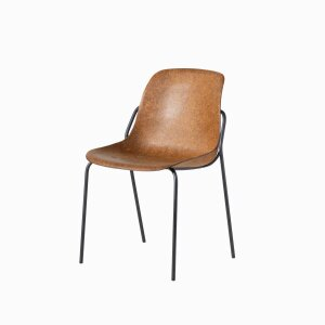 Hemp - collection of chairs from hemp and resin that are both fully biological, plant-based and recyclable.