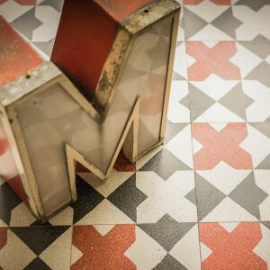 Terrazzo - sustainable and back in trend