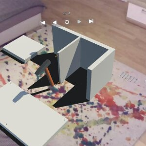 Mixed reality becomes interesting for the furniture industry