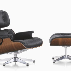 Eames Lounge Chair, design: Charles and Ray Eames 1956