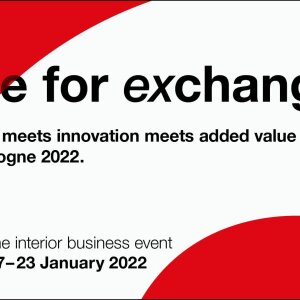 It's time for exchange: Be there as an exhibitor in Cologne in January!